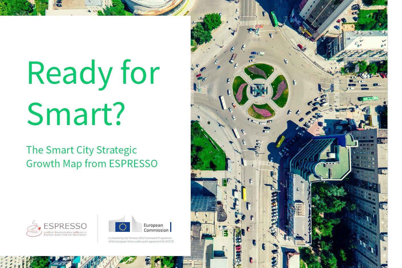 Glossy Brocure - Smart City Strategic Growth Map